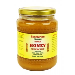 BASHKIRIAN - ORGANIC FLOWER HONEY