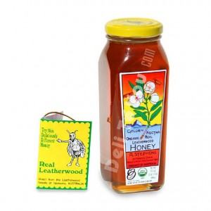 AUSTRALIAN - LEATHERWOOD HONEY