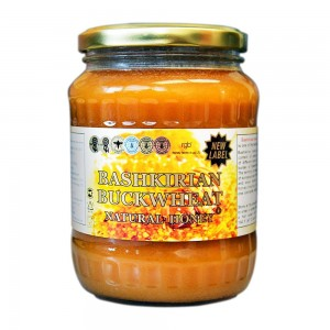 BASHKIRIAN - BUCKWHEAT HONEY