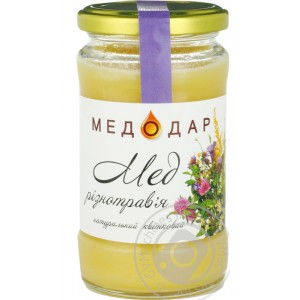 MEDODAR - FLOWER HONEY RAZNOTRAVIE