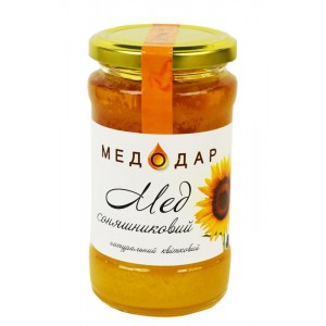 MEDODAR - SUNFLOWER HONEY