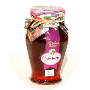 BULGARIAN BAZAAR - STRAWBERRY JAM