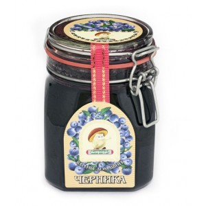 ECOPRODUKT - HOMEMADE BLUEBERRY PRESERVE