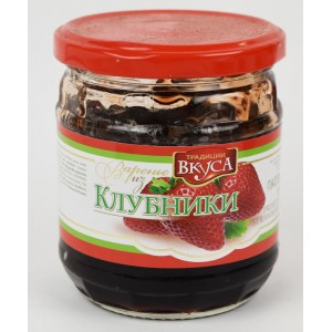 TRADICII VKUSA - STRAWBERRY PRESERVE