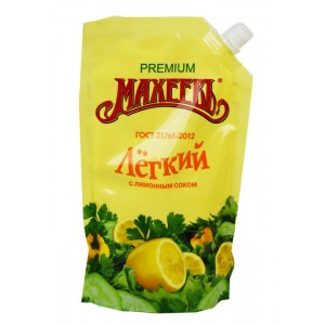 MAHEEV - LIGHT MAYONNAISE WITH LEMON JUICE