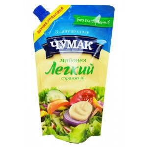 CHUMAK - LIGHT MAYONNAISE