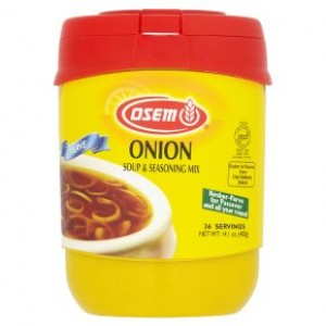 OSEM - ONION SOUP 14oz