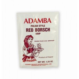 ADAMBA - RED BORSCH SOUP POLISH STYLE