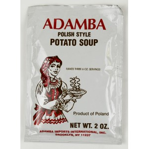 ADAMBA - POTATO SOUP POLISH STYLE