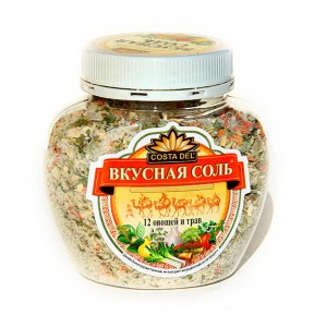 TASTY SALT - WITH 12 VEGETABLES & HERBS