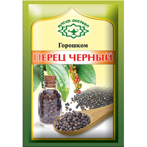 MAGIA VOSTOKA - BLACK GROUND PEPPER