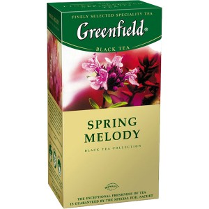 GREENFIELD - SPRING MELODY TEA