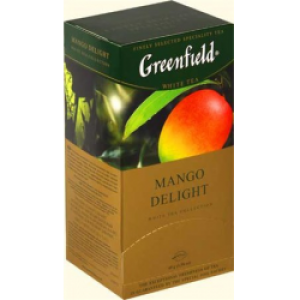 GREENFIELD - TEA MANGO DELIGHT