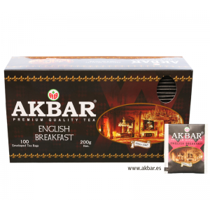 AKBAR - ENGLISH BREAKFAST TEA