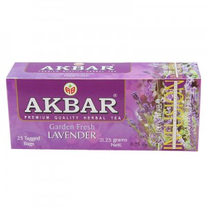 AKBAR - ENGLISH AFTERNOON TEA