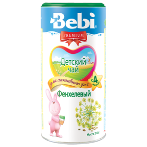 BEBI - PREMIUM TEA FENNEL