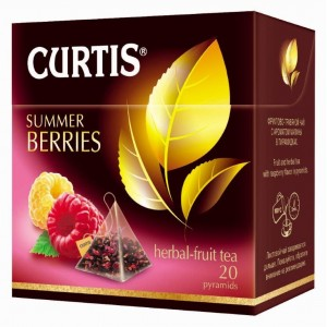CURTIS - TEA PYRAMID SUMMER BERRIES