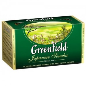 GREENFIELD - GREEN TEA JAPANESE SENCHA