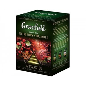 GREENFIELD - ASSORTED TEA