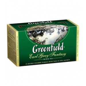 GREENFIELD - EARL GREY TEA