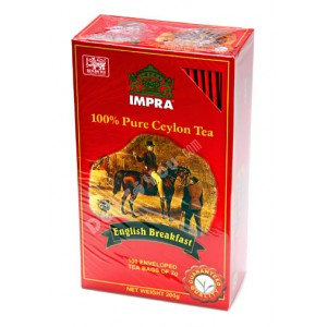 IMPRA - ENGLISH BREAKFAST TEA