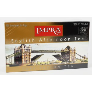 IMPRA - ENGLISH AFTERNOON TEA