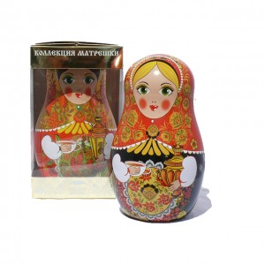 MATRYOSHKA - ASSORTED BLACK CEYLON TEA