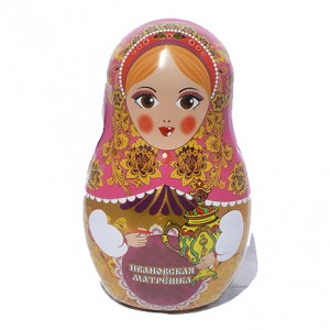 MATRYOSHKA - ASSORTED BLACK CEYLON TEA 5.3oz