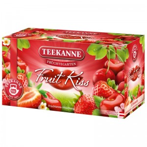 TEEKANNE - FRUIT KISS TEA