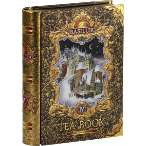 BASILUR - WINTER TEA BOOK COLLECTION, BLACK