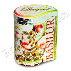 BASILUR - BOUQUET ASSORTED WHITE MAGIC TEA