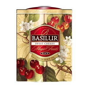BASILUR - BLACK TEA FRUIT INFUSION ASSORTED