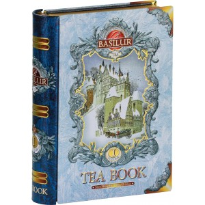 BASILUR - MINIATURE TEA BOOK, ASSORTED