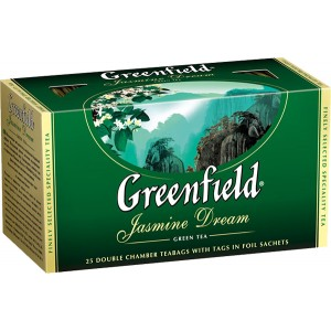 GREENFIELD - GREEN TEA JASMINE DREAM