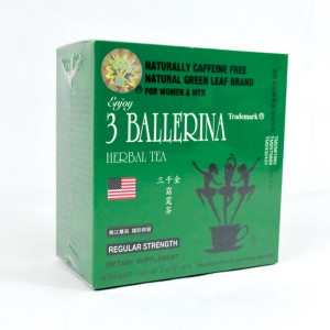 BALLERINA 3 - HERBAL TEA