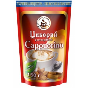 INSTANT CHICORY WITH CAPPUCCINO