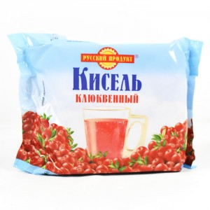 RUSSIAN PRODUCT - CRANBERRY KISSEL
