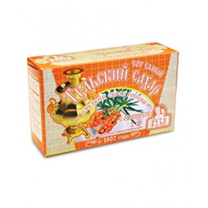 TULA - SUGAR WITH SEA BUCKTHORN (OBLEPIHA) 2.2lb