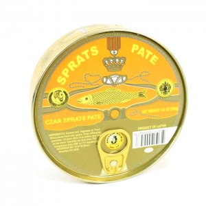 IMPERIAL - SPRATS PATE