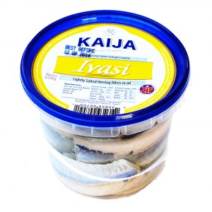 KAIJA - IVASI HERRING FILLET IN OIL