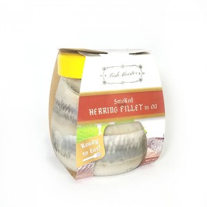 FISH MEISTER - HERRING FILLET SMOKED