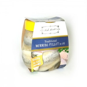FISH MEISTER - HERRING FILLET TRADITIONAL