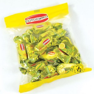 ROTOTAYKA - LEMON FRUCTOSE CANDIES