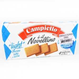 CAMPIELLO - E IL NOVELLINO LIGHT COOKIES