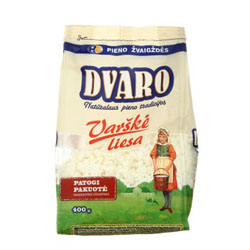 Dvaro Farmer Cheese