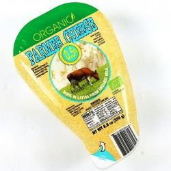 Organic Latvia Farmer Cheese